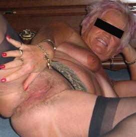 69er Sex mit geiler Omi