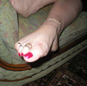 Fußerotik für Liebhaber