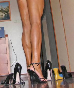 Ich liebe High Heels
