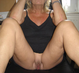 Reife Frau will Spielen